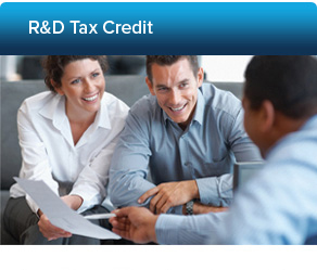 R&D Tax Credit Client 1